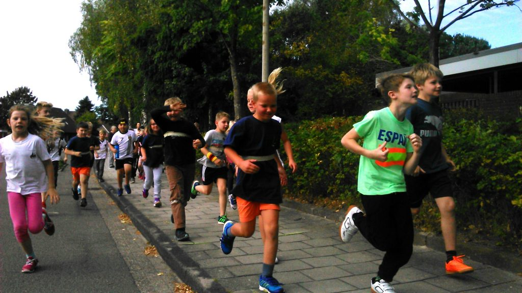Sponsorenlauf_2016_Start