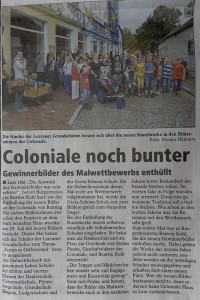 SR, Coloniale