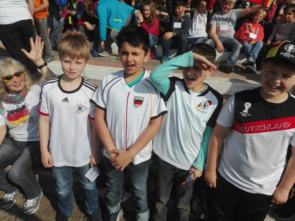 Multi Schulen Cup 2016