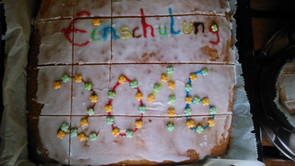 Einschulung_2016_Kuchen